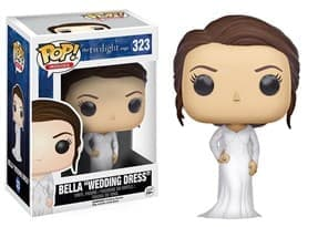 Фигурка Белла Свон в Свадебном платье (Bella Swan Wedding Dress) из фильма Сумерки