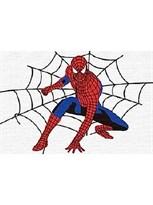 Картина по номерам Человек- паук купить в России