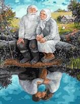 Картина по номерам Вечная любовь купить в России