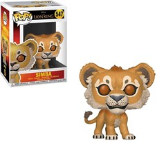 Фигурка Funko Pop Симба (Lion King Simba: Funko POP) из мультфильма Король Лев №547