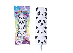 Ручка Антистресс Сквиш Панды (Skwisheez Pen Panda) купить в России