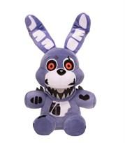 Мягкая игрушка Сломанный Бонни (Fnaf Twisted Ones - Bonnie) 20 см