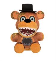 Мягкая игрушка Сломанный Фредди (Fnaf Twisted Ones - Freddy) 20 см купить в России с доставкой