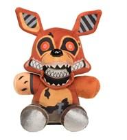 Мягкая игрушка Сломанный Фокси (Fnaf Twisted Ones - Foxy) 20 см купить в России с досттавкой