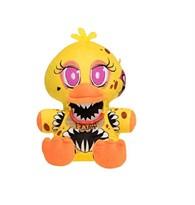 Мягкая игрушка Сломанная Чика (Fnaf Twisted Ones - Chica) 20 см купить в России с доставкой