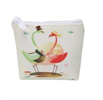 Белый кошелек Фламинго купить в России