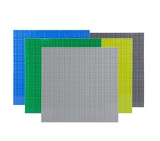 Строительная пластина совместима с Лего