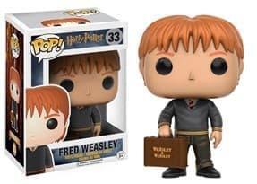 Фигурка Фред Уизли (Fred Weasley) из фильма Гарри Поттер № 33