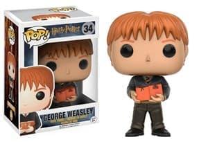 Фигурка Джордж Уизли (George Weasley) из фильма Гарри Поттер № 34