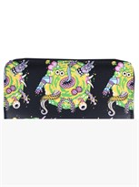 Кошелек Рик и Морти (Rick & Morty Ladies Zipped Purse) купить
