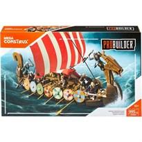 Конструктор Корабль викингов (Mega Construx Probuilder Viking Longship Raid)
