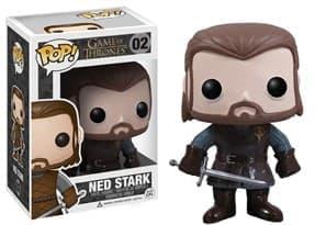 Фигурка Нед Старк (Ned Stark) из сериала Игра Престолов № 02