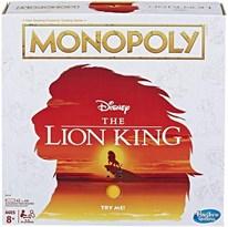 Настольная игра монополия Король Лев (Board Games - Monopoly - Disney The Lion King) купить в Россиии