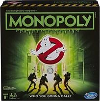 Настольная игра монополия Охотники за привидениями (Board Games - Monopoly - Ghostbusters) купить в России