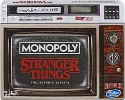 Настольная игра монополия Очень странные дела для Коллекционеров (Board Games - Monopoly - Stranger Things Collector's Edition) купить в России