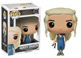 Фигурка Дейнерис Таргариен в синем платье (Daenerys Targaryen) из сериала Игра Престолов № 25
