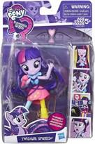 Кукла Сумеречная Искорка Мой маленький пони (my little pony Equestria Girls Minis Rockin Twilight Sparkle) 12 см купить в Москве