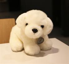 Плюшевая игрушка белый Ретривер (23см) купить