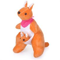 Мягкая игрушка Кенгуру 20 см купить