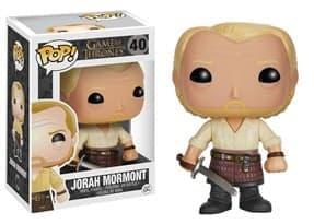 Фигурка Джорах Мормонт (Ser Jorah Mormont) из сериала Игра Престолов № 40
