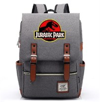 Рюкзак с логотипом Парк юрского периода (Jurassic Park) купить в России