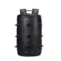 Рюкзак с шипами (черный) купить в России с доставкой