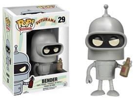 Фигурка Бендер (Bender) из сериала Futurama