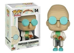 Фигурка Профессор Фарнсворт Футурами (Professor Farnsworth Futurama Pop Figure) №54 купить в Москве