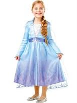 Платье Эльзы Холодное сердце (Rubies Elsa Travel Dress Clasic) купить в Москве