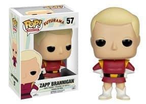 Фигурка Зепп Бранниган (Zapp Brannigan) из сериала Futurama