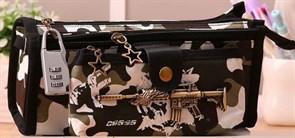Камуфляжный пенал с оружием ПУБГ (ПАБГ / PUBG) купить