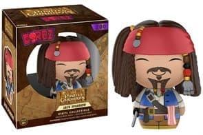 Фигурка Джек Воробей Пираты Карибского моря (Jack Sparrow Dorbz) №200 купить