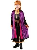 Платье Анны Холодное сердце (Rubies Anna Travel Dress Delux) купить в Москве