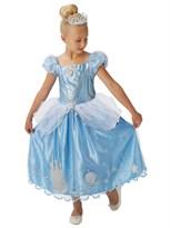 Длинное детское платье принцессы Золушки (Disney Princess Cinderella Storyteller Costume) купить оригинал