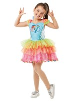 Детское платье Радуги Дэш (My Little Pony Rainbow Dash Deluxe Costume) купить оригинал