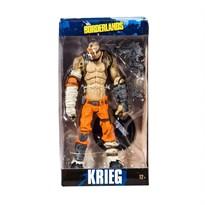 Подвижная фигурка Криг (McFarlane Toys Borderlands Krieg Action Figure) купить