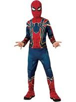 Детский костюм Человека-Паука из Мстителей (Rubie's Marvel Avengers Infinity War Iron Spider-Man costume) купить оригинал