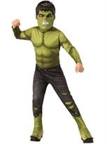 Детский костюм Халка с маской (Marvel Endgame Hulk Classic Costume) купить оригинал