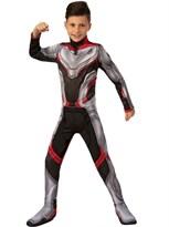 Детский костюм Мстителей (Marvel Endgame Avengers Team Suit Classic Costume) купить оригинал