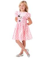 Розовый классический детский костюм Минни (Minnie Mouse Classic Pink Costume)