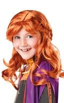 Парик Анны Холодное сердце (Rubies Frozen Child Anna Wig) купить в Москве