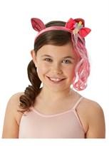 Ободок Пинки Пай с прядями волос (My little pony Pinkie Pie hairband with hair switch) купить оригинал