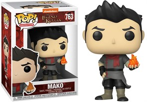 Фигурка Мако Легенда о Корре (Funko Pop Legend of Korra Mako) № 763 купить