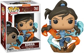 Фигурка Корры Легенда о Корре (Funko Pop Legend of Korra) №761 купить