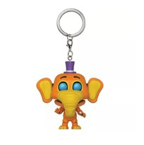 Брелок слон Орвилл ФНАФ (Funko Five Nights at Freddy's Pizza Simulator Orville Elephant Keychain) купить
