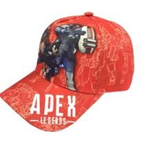Красная кепка с героями (Apex Legends) купить в России