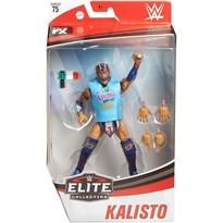 Подвижная фигурка Калисто (WWE Elite Collection Series 75 Kalisto Figure) купить в Москве