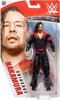 Подвижная фигурка Синсукэ Накамура (WWE Basic Figure Series 107 Shinsuke Nakamura Figure) купить оригинал