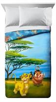 Постельное белье Король Лев (Lion King Twin/ Simba, Pumbaa, Timon, and Nala) купить в России