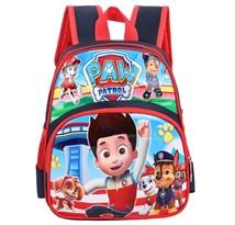 Черно-красный рюкзак Щенячий Патруль (Paw Patrol) купить в Москве